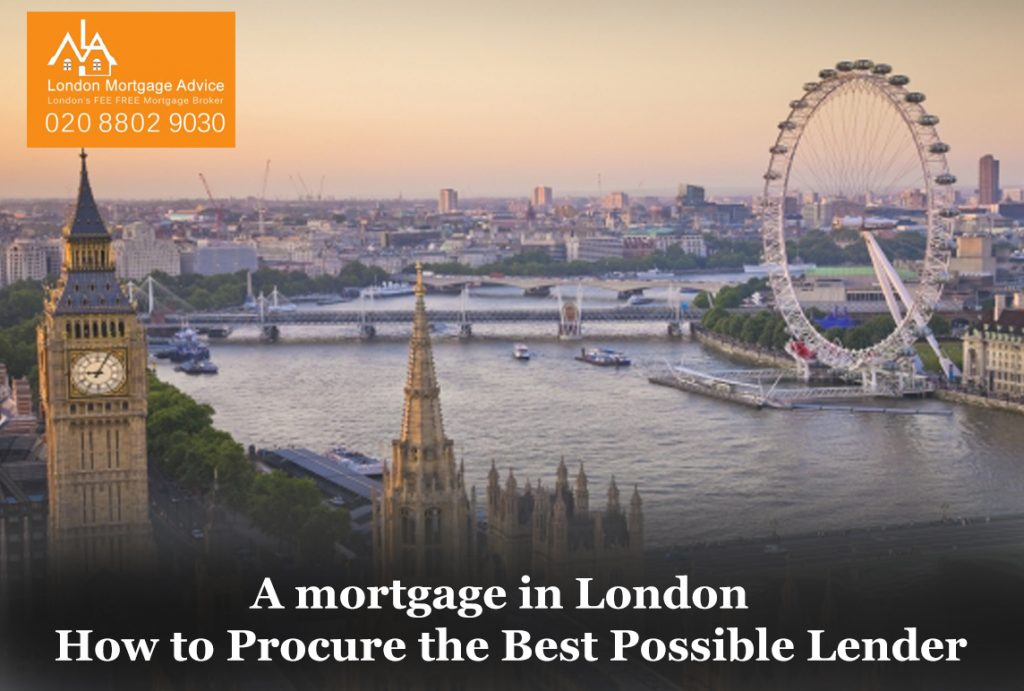 mortgage in London